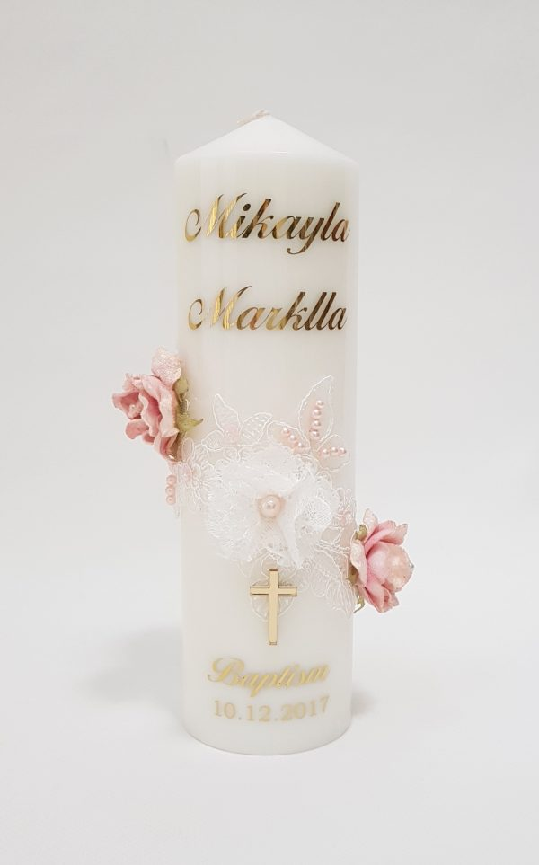 christening-baptism-personalised-candle-gold-foil