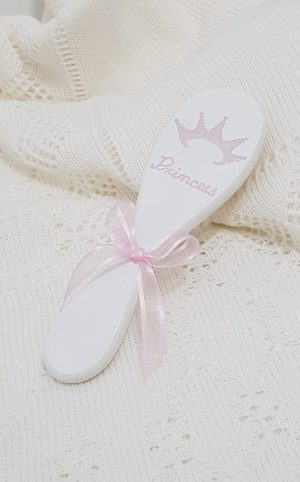christening-baptism-hair-brush-princess-crown-hb10
